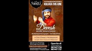 Devesh 's next workshop in Kolkatta June 2018