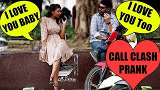 Epic - Call Clash Prank on Girls | Prank In India | Unglibaaz ft. Injoy app