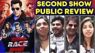 RACE 3 PUBLIC REVIEW | SECOND SHOW | HOUSEFULL | Salman Khan ROCKS