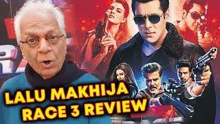 RACE 3 REVIEW By Expert Lalu Makhija   Gaiety Galaxy Theatre   Salman Khan