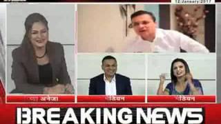 Janta tv, Star Talk, रितु श्योराण और विकास श्यराण से खास मुलाकात