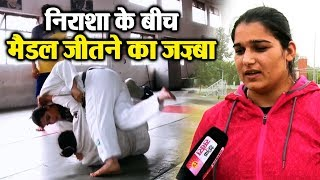 Exclusive:- Asian Games खेलने जा रही है Punjab Police की ये महिला INSPECTOR