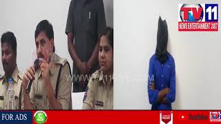POLICE ARRESTED INTERSTATE ROBBERY GANG IN MADHAPUR | Tv11 News | 15-06-18