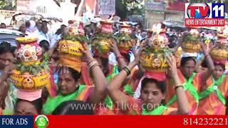 సత్య సాయి బాబా మహా సమాధీ దర్శనార్ధం పుతపర్తి చేరుకున్న తెలంగాణా వాసులు   Tv11 News  09-12-2017