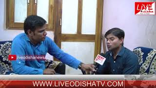 Dr.Kishor Chandra Dash,  Discussion With Prabin Mahapatra