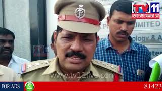 DUE TO THE LIFT FAILURE 2 TECHNICIANS SPOT DEAD AT MADHAPUR | Tv11 News | 16-12-2017