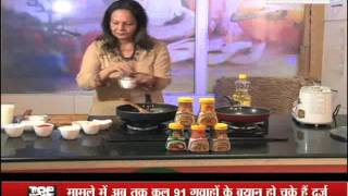 Janta Tv, Cook With Nita Mehta (22.02.17) Part-2