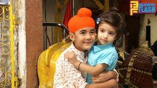 Kulfi & Sikandar CUTE Moment With Biggest Fan From Faridabad - Kulfi Kumarr Bajewala