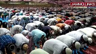 Eid celebrated with religious fervour, gaiety in Kathua