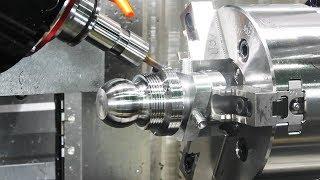 5 Amazing Metalworking CNC Machines in Action