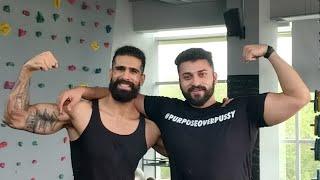 Live Workout In Pune ft Sirhud Kalra
