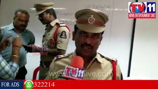 SR NAGAR POLICE AWARNESS PROGRAM WITH INSTITUTE  & STUDENTS AT AMEERPET  | Tv11 News | 28-12-2017