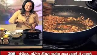 Janta Tv, Cook With Nita Mehta (22.02.17) Part-1