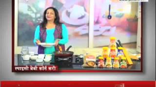 Janta Tv, Cook With Nita Mehta (09.03.17) part-1