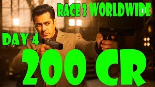 Race 3 Completes 200 Crore Worldwide In Just 4 Days