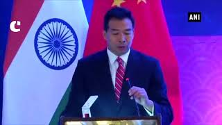 Chinese envoy to India proposes China-India-Pakistan trilateral summit