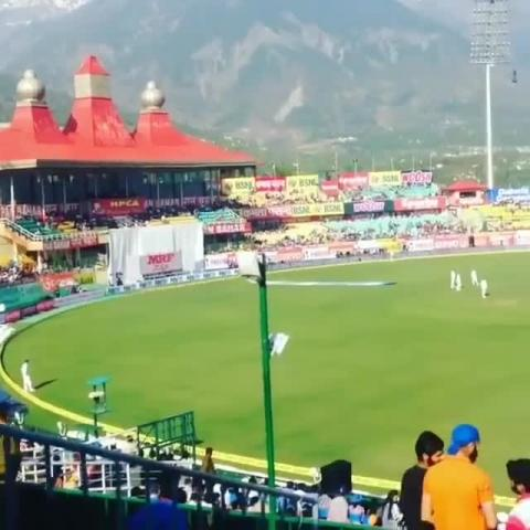 2nd Day of Test Match India Vs Australia