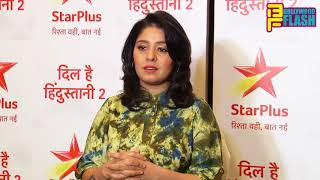 Sunidhi Chauhan Exclusive Chit Chat - Dil Hai Hindustani Season 2
