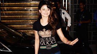 Gorgeous Urvashi Rautela Spotted At INDIGO Juhu