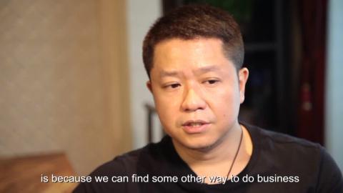 Monetizing China content