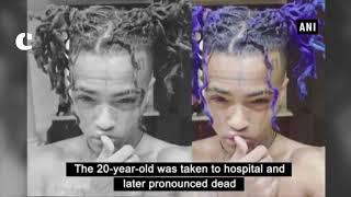 Rapper XXXTentacion shot dead at Florida