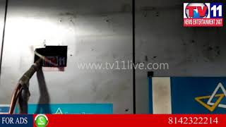SERIAL AIR CONDITIONER THEIFS  AT ATMS CAUGHT BY POLICE AT NARAYARANGUDA IN HYDERABAD | Tv11 News