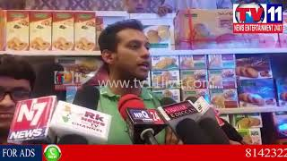PISTA HOUSE BAKERY & SWEET SHOP OPEN AT MEHDIPATNAM  INAUGURATION BY MLA MUMTAZ ALI KHAN | Tv11 News