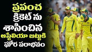 World champions Australia are now 6th ranked ODI team | ICC Cricket ODI Rankings 2018 Top Telugu TV