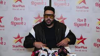 Media Interactions With Sunidhi Chauhan And Badshah | Dil Hai Hindustani 2