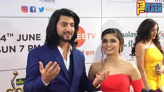 Kunal Jaisingh Aka Omkara With Wife At 11th Gold Awards 2018 - Full Interview