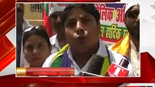 मिर्जापुर - उत्तर प्रदेश मौलिक अधिकार पार्टी ने ज्ञापन सौंपा