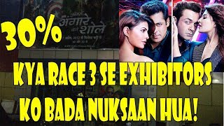 Did Exhibitors Faces Big Loss Due To Sreening Of RACE 3?