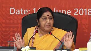 EAM Speech at Indian diaspora's role in capacity building of artificial intelligence in india