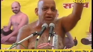 Muni Sudha Sagar Ji Maharaj | Sawai-Madhopur (Raj) | 27-03-2017 | LIVE - Part 1
