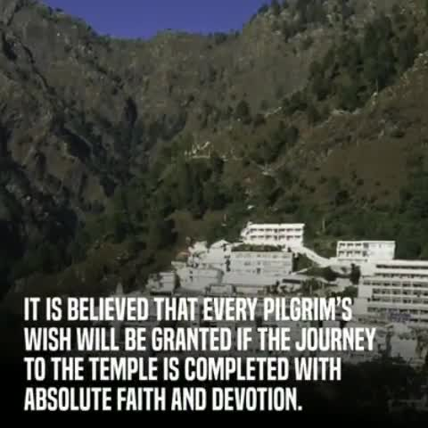 A pilgrimage to the holy shrine of Mata Vaishno Devi is considered to be one of the holiest pilgrimages. Heres why.