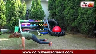 Savera Workouts Episode 76 : Let's get fit together