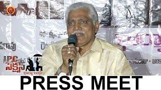 IPC Section Bharya Bandhu Movie Press Meet   Saraschandra, Neha Deshpande, Madhu Nandan