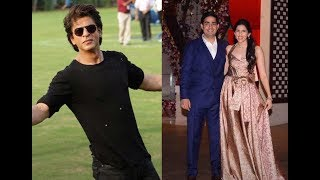 SRK might perform at Akash-Shloka engagement