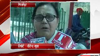 मिर्ज़ापुर -   ससुराली जनों के द्वारा महिला पर अत्याचार का मामला
