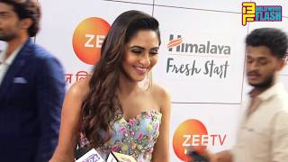 Krystle Dsouza At 11th Gold Awards 2018 - Full Interview