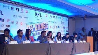 Dabangg The Tour Reloaded Press Conference from USA | Salman Khan, Katrina Kaif, Jacqueline