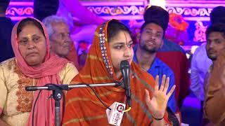 Mujhe Apne Hi Rang Me| Khatu Shyam Bhajana | Madhvi Sharma |  Live | Modipuram | HD