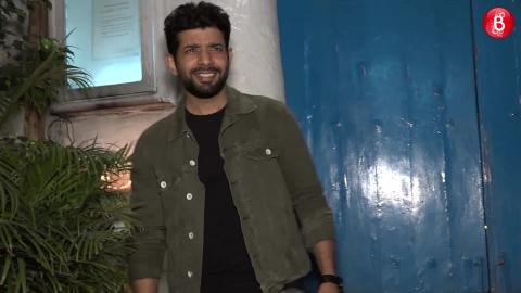 Bollywood Stars at LUST STORIES Success Party