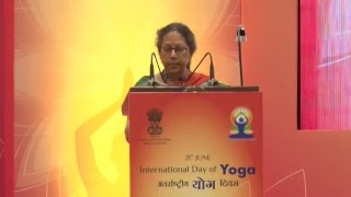 International Day of Yoga (21-June-2018)