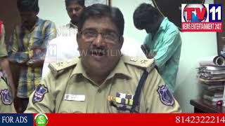 CATTLE THIEF ARRESTED IN LB NAGAR | TV11 NEWS | 05-02-2018