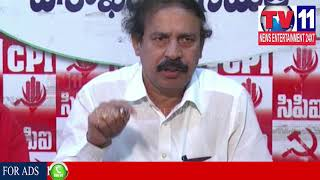 AP BANDH SUCESS BY VAMAPAKSHA PARTY AT VIJAYAWADA | TV11 NEWS | 09-02-2018