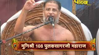 Muni Sri Pulak Sagar Ji Maharaj   Documentary Tihar Jail