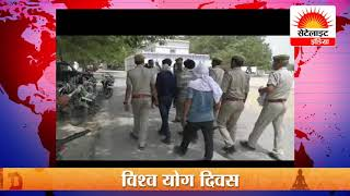 बागवाला पुलिस ने बाइक चोर गिरोह के मास्टरमाइंड सहित 3 को दबोचा #सेटेलाइट इंडिया