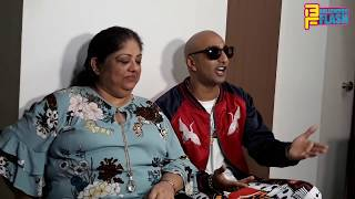 UNCUT: Akash Dadlani (Acash) With Mother Full Interview - Bang Bang Song & Race 3 Salman Khan