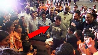 Salman Khan CUTE MOMENT With Kids In USA Will Melt Your Heart
